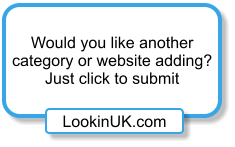 LookinUK.com Would you like another  category or website adding? Just click to submit